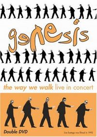 Cover Genesis - The Way We Walk Live In Concert [DVD]
